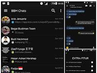 Update BBM MOD BLACK V3.3.2.31 Apk Mod Terbaru
