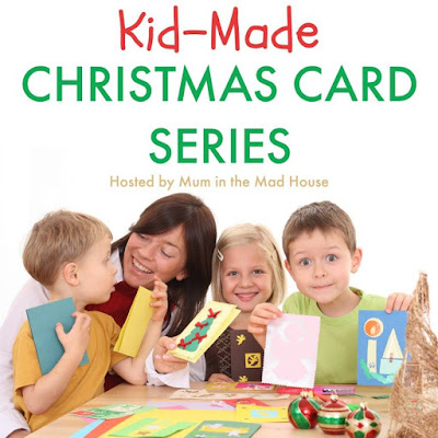 Christmas card ideas for kids.