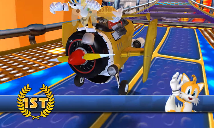 تحميل لعبة Sonic And Sega All Stars Racing