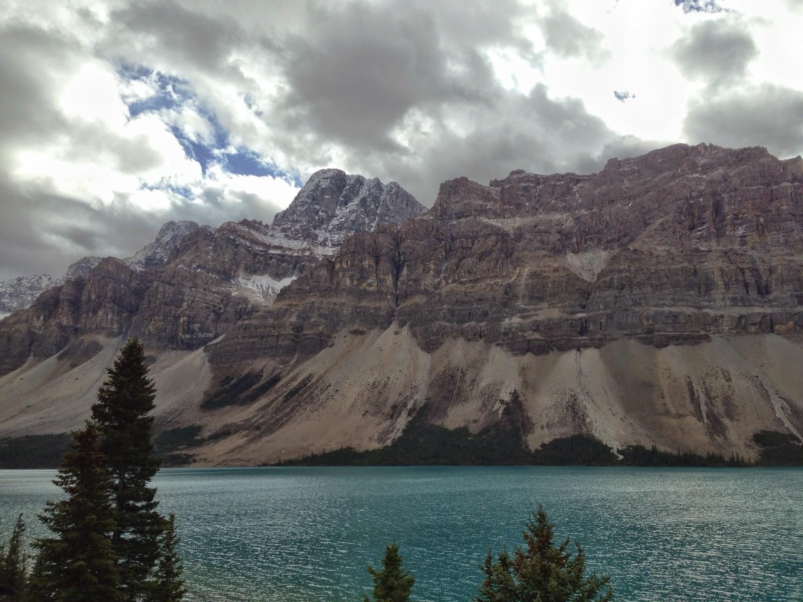 Glaciais de Banff, Canadá