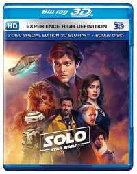 Solo A Star Wars Story 3D