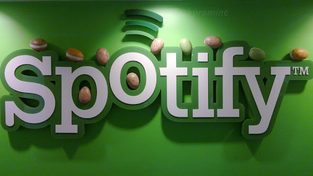 Spotify is just $6.8 million away from Profitability