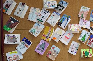http://tutambieneresarte.blogspot.com.es/2013/12/postales-de-navidad.html