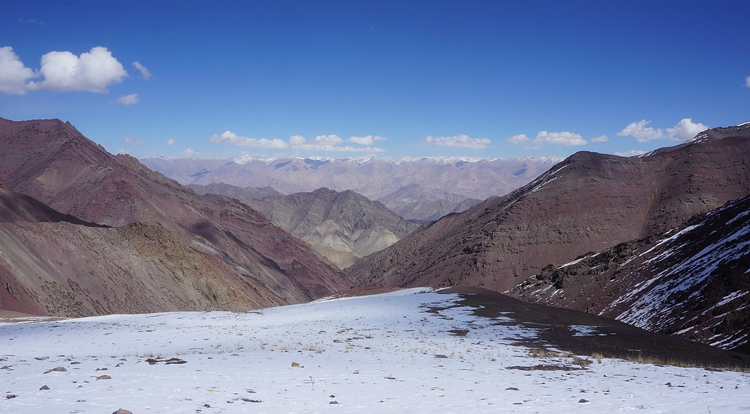 Galwan Valley in Ladakh
