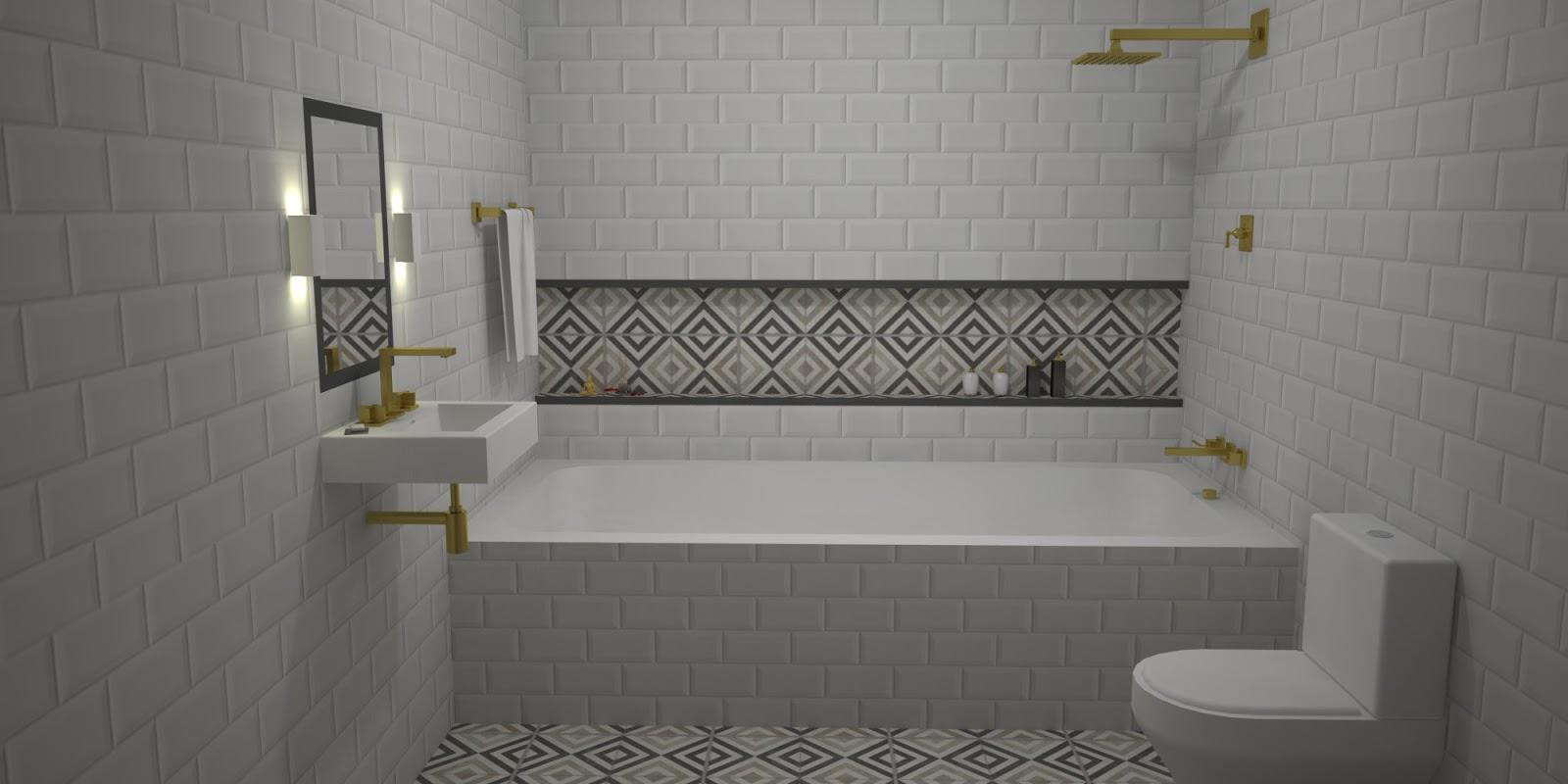JCasagrande Arquitetura e Interiores #575349 1600x800 Arquitetura Piso Banheiro