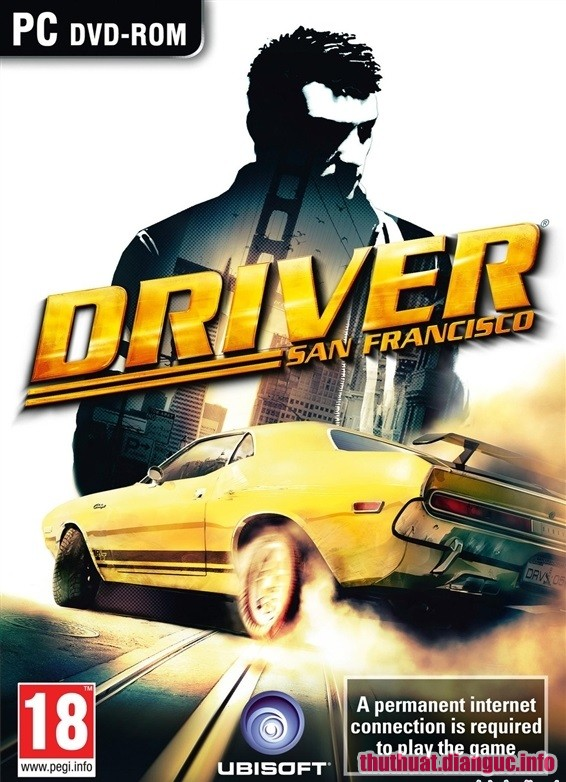 Download Game Driver: San Francisco – SKIDROW Fshare