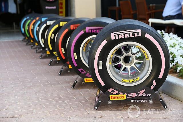 Diretor da Pirelli diz que para aumentar ultrapassagens, F1 deve recorrer a mais aderência mecânica