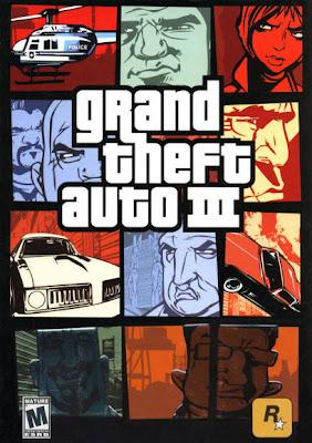 GTA 3 Couverture