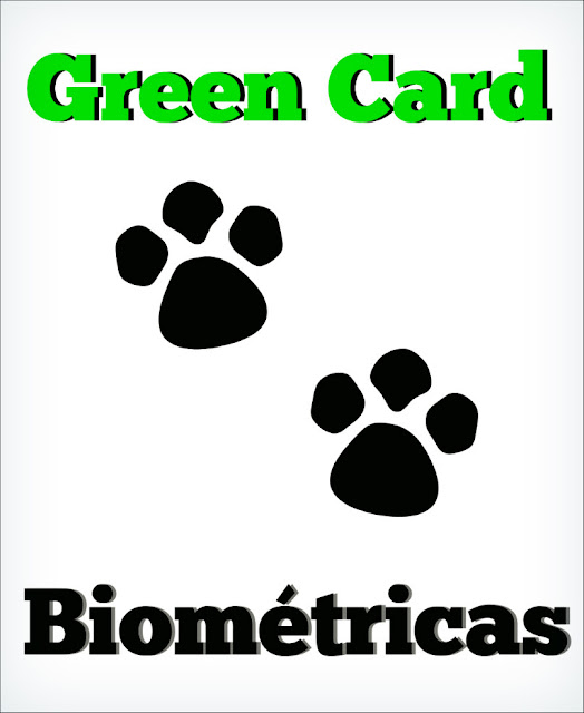 Green Card: Biométricas