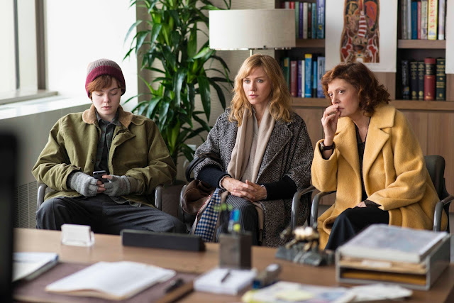 Tráiler español de '3 generaciones' con Elle Fanning, Naomi Watts y Susan Sarandon