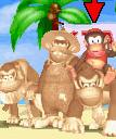 Redneck Kong Bumpkin Kong Diddy Kong Pilot