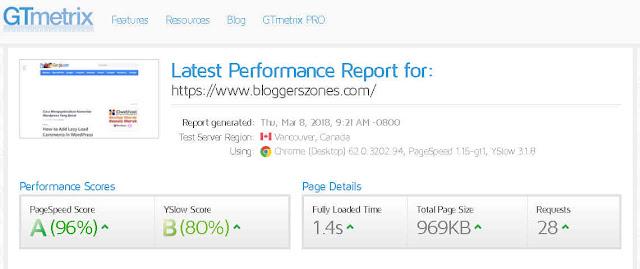 Plugins Lazy Load Untuk Mengoptimalkan Gambar Postingan Wordpress