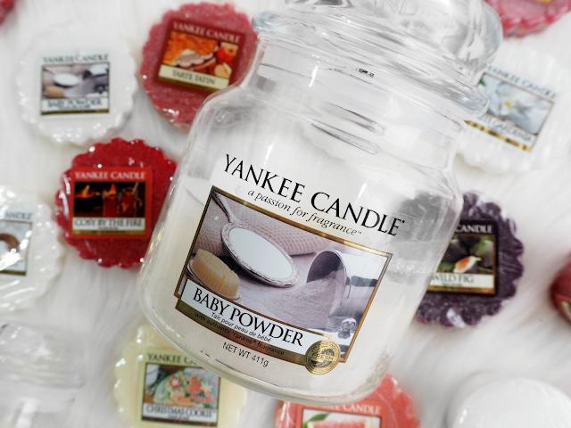Yankee Candle haul