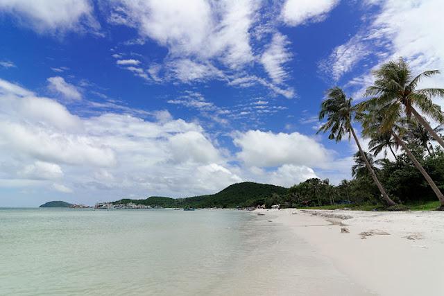 Pantai Sao, Phu Quoc