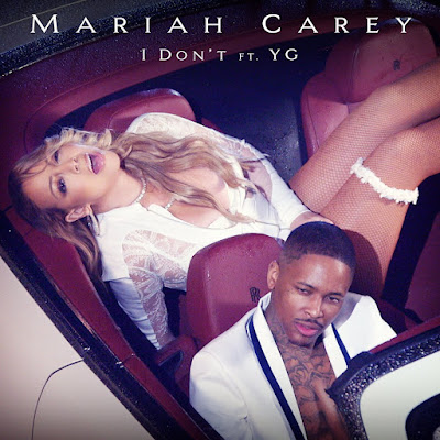 Mariah Carey Reveals 'I Don't' Artwork