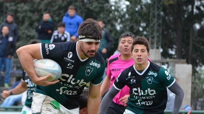 Tucumán Rugby ganó en Córdoba y sigue invicto