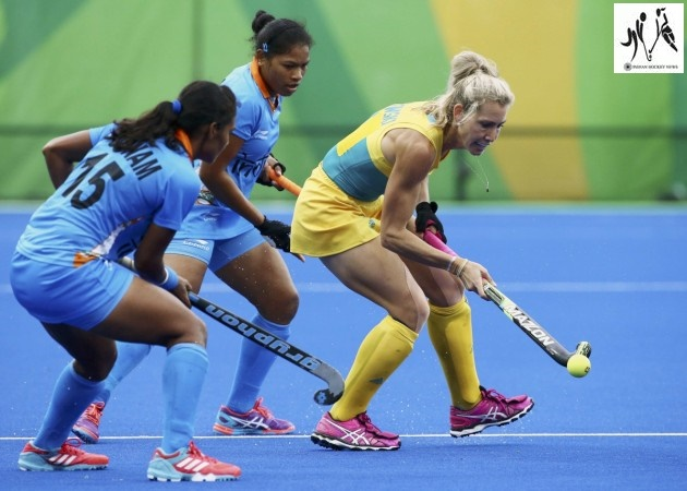 Rio Olympics India vs Australia women's hockey match result