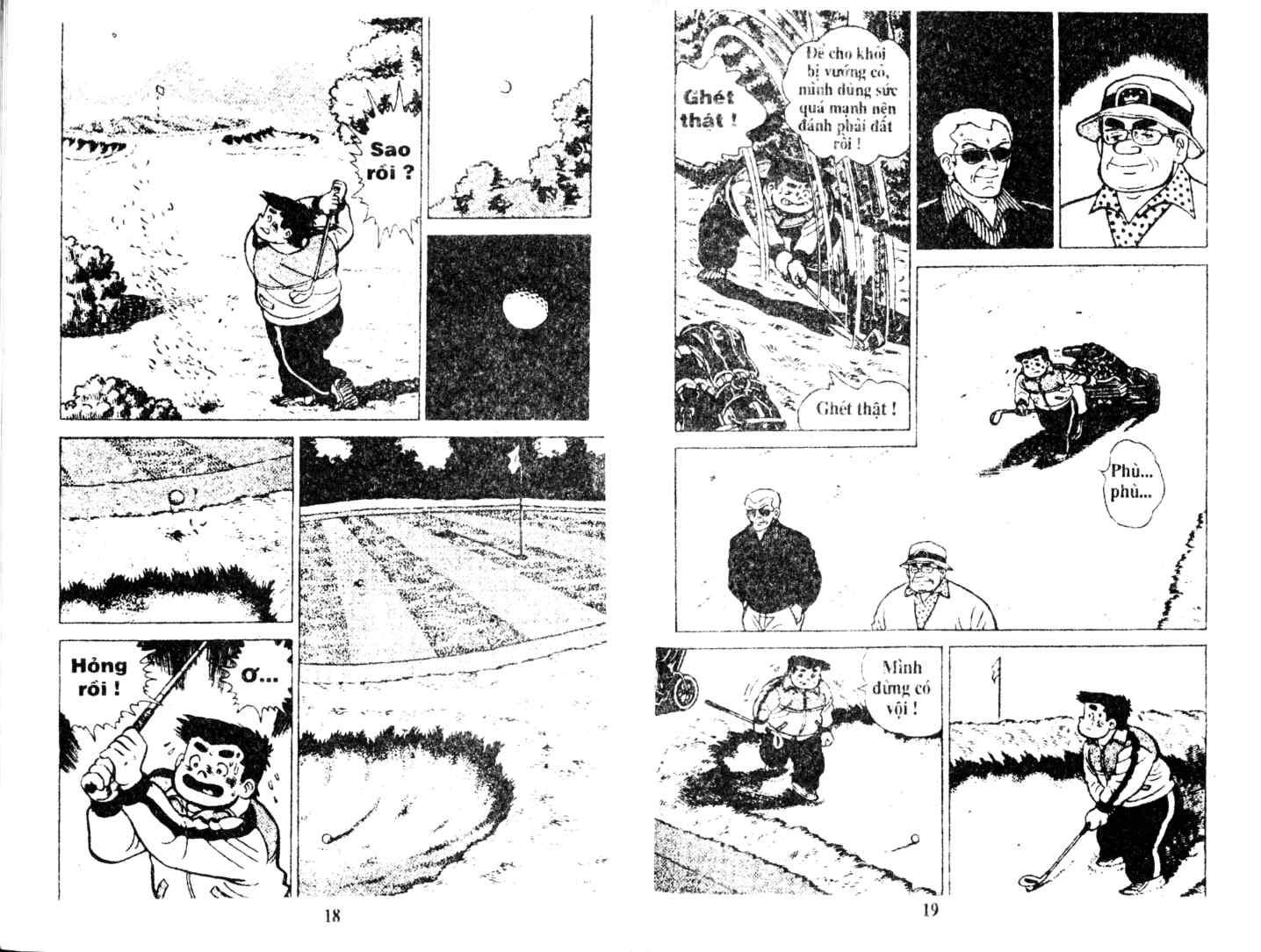 Ashita Tenki ni Naare chapter 11 trang 8