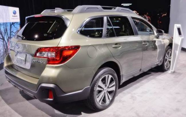2019 Subaru Outback Redesign Rumors