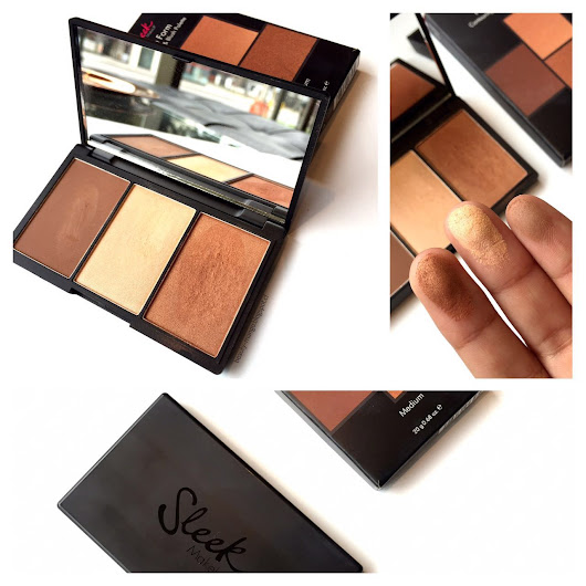 Review: Contour Palette Sleek | BeautyMango