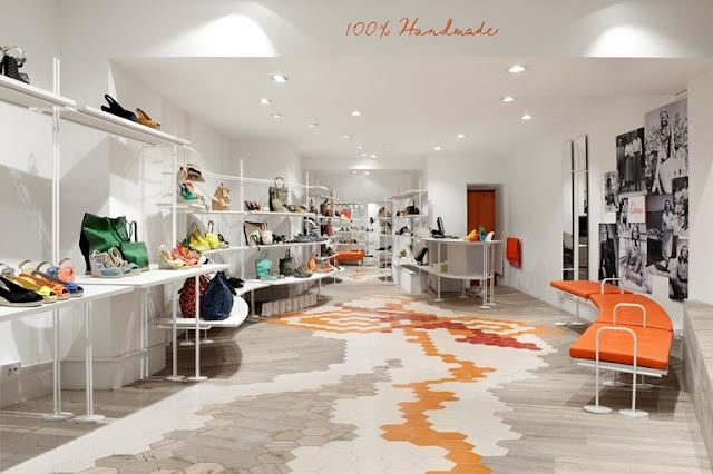Lojas de sapatos em Barcelona