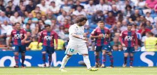 مارسيلو: لم أتحدث مع نيمار للانتقال إلى ريال مدريد