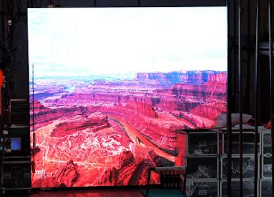 Phân phối màn hình led p3 ngoài trời tại Hà Nội