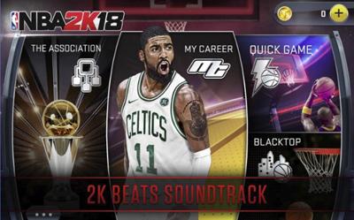terbaru kepada kalian semua sehingga kalian mempunyai game android yang bermacam NBA 2K18 Mod Apk + Data v35.0.1 Unlimited Money Terbaru
