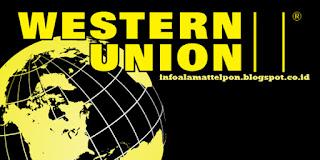 merupakan jasa pengiriman uang antar kota atau negara di dunia dan cabang Western Union s Alamat Western Union Jakarta Pusat
