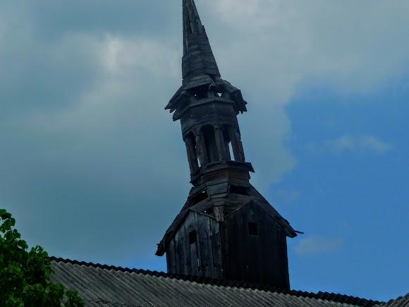 Долина. Солеварня «Салина». Памятник промышленной архитектуры