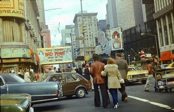 Ann Street New York To Hells Kitchen