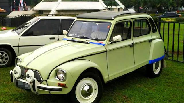 Citroën dyane 6