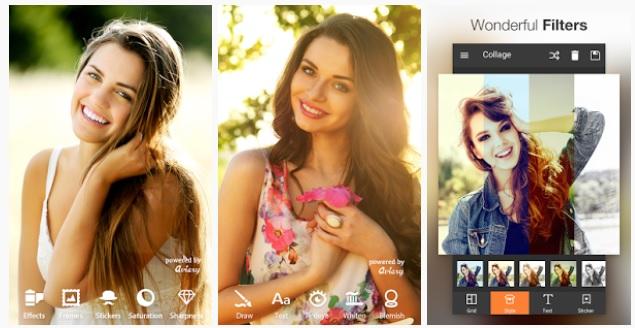 افضل 25 تطبيق تعديل على الصور