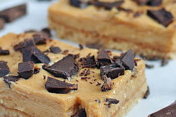 Keto Peanut Butter Fudge Bars Recipe