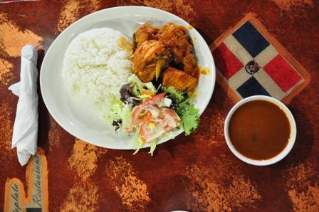 excelencia de la comida dominicana en atlanta josé rafael sosa