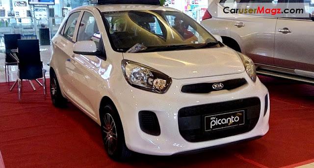 KIA All New Picanto Indonesia 2016