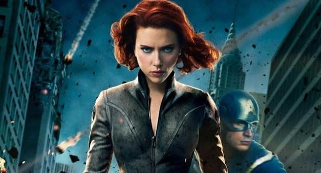Scarlett Johansson Filmleri - Yenilmezler 1 - Kurgu Gücü
