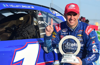 Elliott Sadler - Regular Season Championship Winner #NASCAR