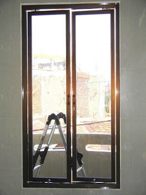 model jendela aluminium minimalis terbaru