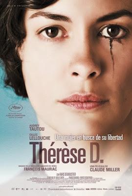 La Taverna Del Mastí Entrevista A Audrey Tautou Protagonista De Thérèse D De Claude Miller