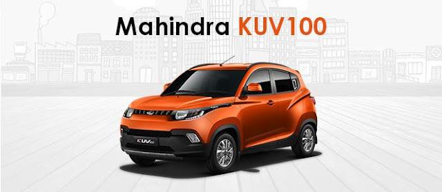Mahindra KUV100 (S101)