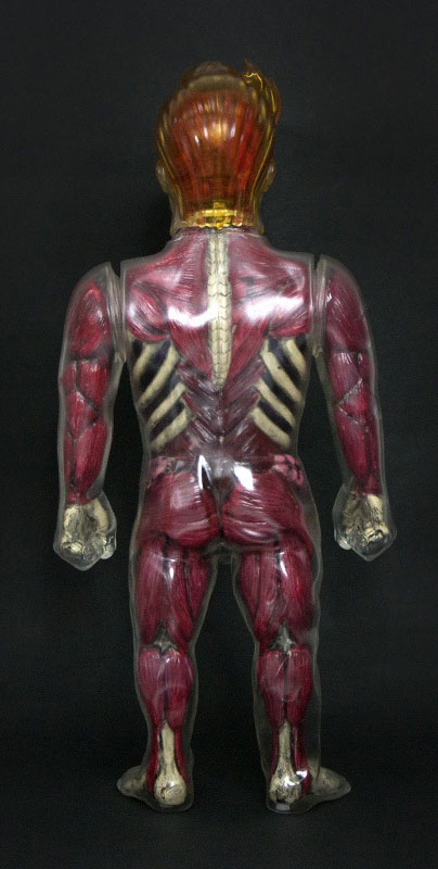 The Visible Man (Version 1) by Unbox Industries - Pre-Orders Begin Feb 6