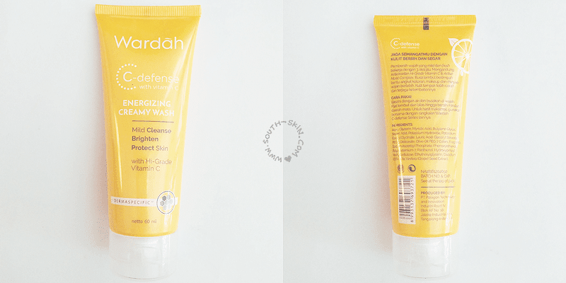 packaging-wardah-c-defense-energizing-creamy-wash