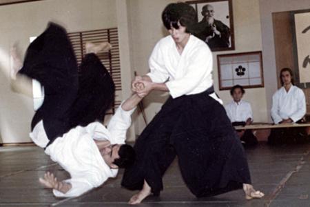 viziune și aikido