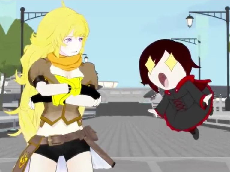 The Blog of Bryan C  Laesch: RWBY Volume 5 Review