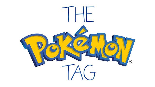 [TAG]: Pokémon Book Tag