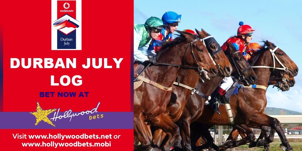 Vodacom Durban July Log - Horse Racing - Hollywoodbets