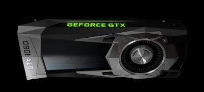 Spesifikasi NVIDIA GeForce GTX 1060