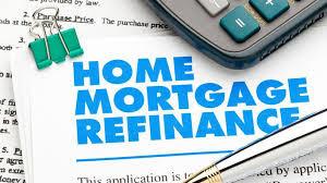 Mortgage Refinance, Mortgage