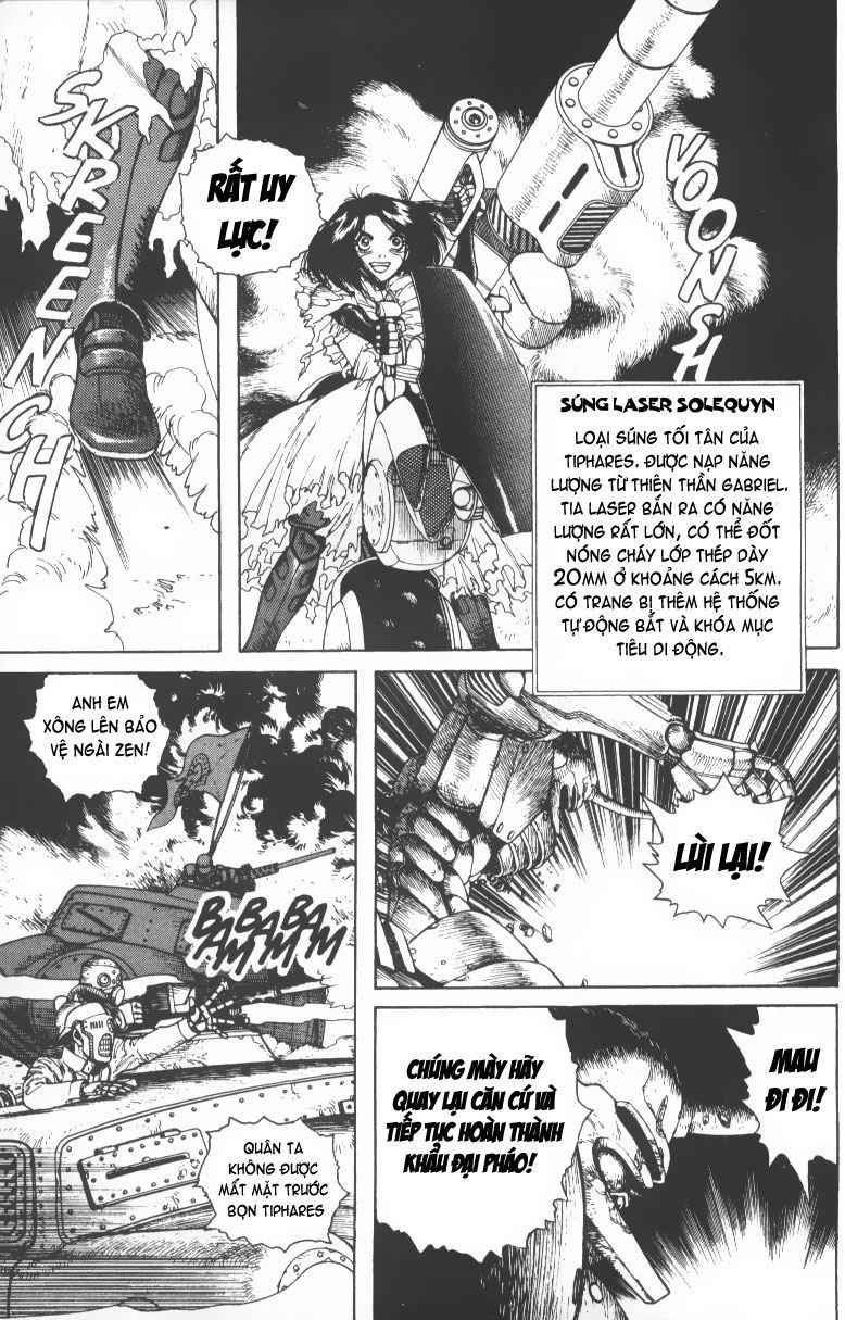 Battle Angel Alita chapter 39 trang 58
